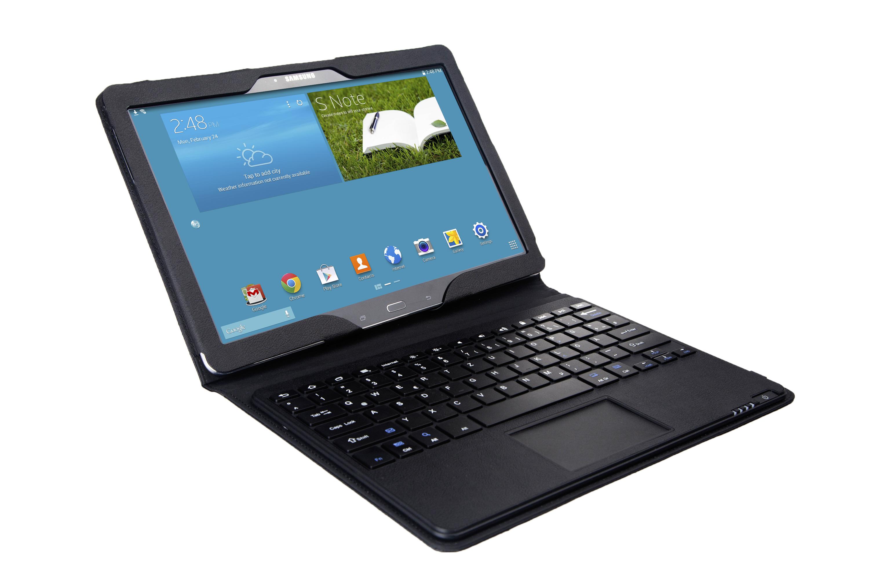 sonnygoldtech tablet tasche mit touchpad tastatur. Black Bedroom Furniture Sets. Home Design Ideas